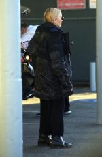 MADONNA Out and About in Brentwood 02/18/2021
