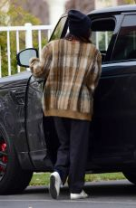 MEGAN FOX Out and About in Calabasas 02/22/2021