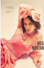 MEGAN MONTANER in Lifestyle Magazine, February 2021