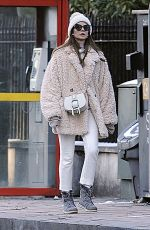 MILLIE MACKINTOSH Out in London 02/10/2021