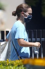 NATALIE PORTMAN Out and About in Sydney 02/05/2021