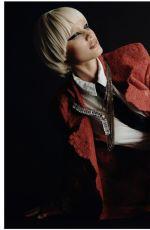 OLGA OBUMOVA for Elle Magazine, Russia February 2021