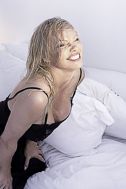 PAMELA ANDERSON for The New York Times, 2020