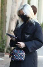 PIA MIA PEREZ Out in Los Angeles 02/04/2021