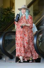 Pregnant HILARY DUFF Out in Los Angeles 02/25/2021