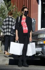 Pregnant KATHARINE MCPHEE Out Shopping in Los Angeles 02/02/201