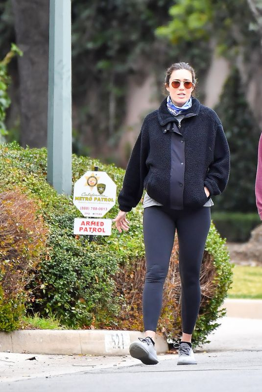 Pregnant MANDY MOORE and Taylor Goldsmith Out on Valentine's Day 02/14/2021