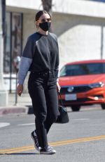ROONEY MARA Out and About in Studio City 02/22/2021