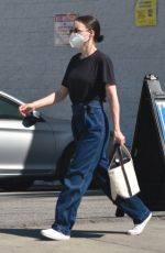 ROONEY MARA Out Shopping in Studio City 0224/2021