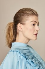 ROSAMUN PIKE at a Photoshoot 02/07/2021 2021   celebrityparadise - hollywood , celebrities , babes & more