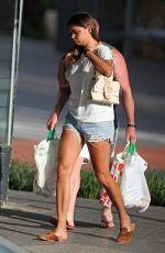 SAMANTHA HARRIS Leaves a Supermarket in Sydney 02/11/2021