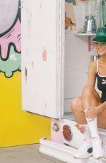 SELENA GOMEZ for Blackpink Ice Cream, 2020