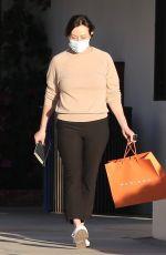 SHANNEN DOHERTY Out Shopping in Malibu 02/22/2021
