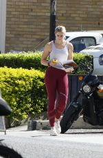 SHAYNA JACK Out and About in Brisbane 02/24/2021