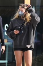 SOFIA RICHIE Out and About in West Hollywood 02/11/2021