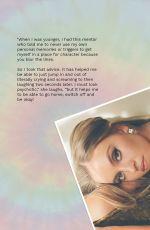 SYDNEY SWEENEY for Tmrw Magazine: The Evolution Issue, 2021