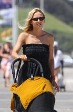 TESSA JAMES Out at Bondi Foreshore in Sydney 02/22/2021