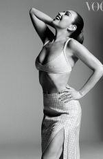 THALIA in Vogue Magazine, Mexico February 2021