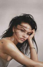 THYLANE BLONDEAU for Narcisse Magazine, January 2021