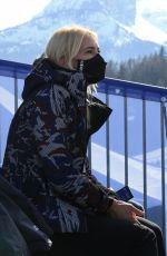 VALERIA MAZZA at Cortina d