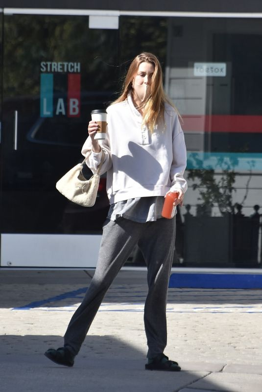 WHITNEY PORT Out on Valentine