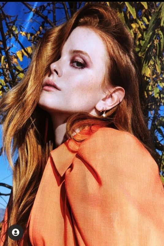 ABIGAIL COWEN for Bust Magazine, Spring 2021 Edition
