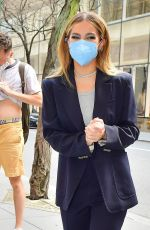 ADDISON RAE Leaves 1 Hotel in New York 03/26/2021