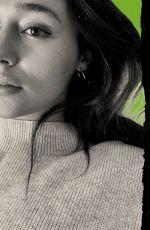 ALYCIA DEBNAM-CAREY for Nylon Magazine, March 2021