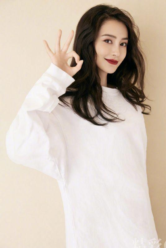 AMGELBABY for Ok! Magazine, China April 2021