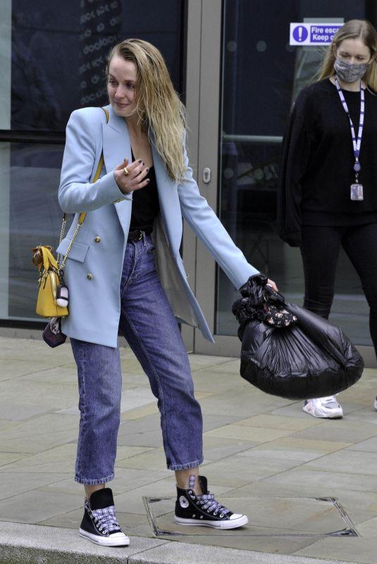 "ANGELA EGAN Leaves Saturday Mashup in Manchester"" (20.03.2021"