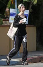 ANYA TAYLOR JOY Out and About in Los Angeles 03/01/2021