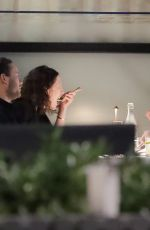 ASHLEY OLSEN and Louis Eisner Out for Dinner in New York 03/14/2021