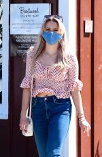 AVA PHILLIPPE Shopping Brentwood Country Mart 03/20/2021