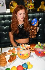 BELLA THORNE at DJ Set and Listening Party in Miami 03/11/2021