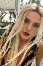 BELLA THORNE - Instagram Photos 03/10/2021