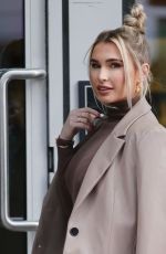 BILLIE FAIERS Out and About in London 03/10/2021