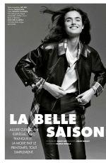 BLANCA PADILLA in Elle Magazine, France March 2021