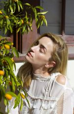 BRIANNE HOWEY for The Bare Magazine, 2021