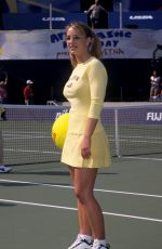 BRITNEY SPEARS at Arthur Ashe Kids Day at 1999 U.S. Open 08/28/1999
