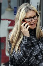 CAPRICE BOURRET Out and About in London 03/23/2021
