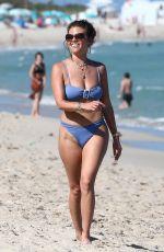 CHANEL WEST COAST in Bikini at a Beach in Miami 03/01/2021