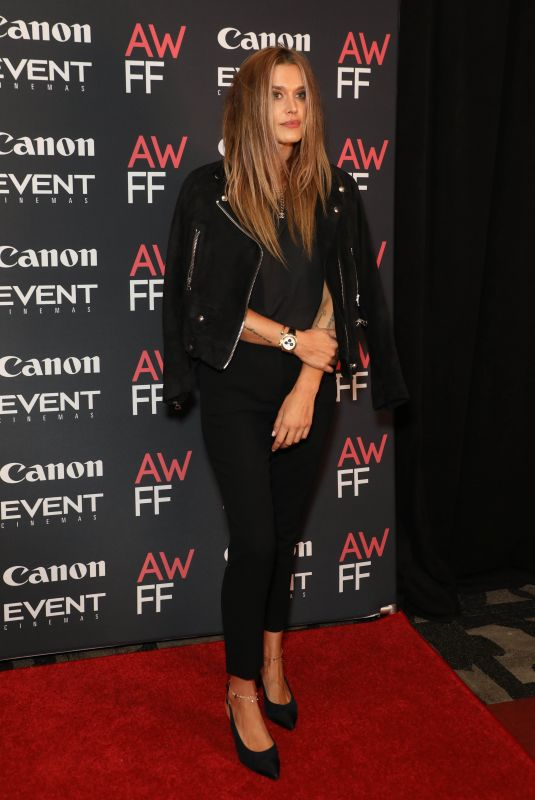 CHEYENNE TOZZI at 2021 Australian Woman's Film Festival Launch01/14/2021