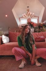 CHLOE BENNET at a Photoshoot, March 2021