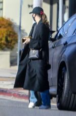CHLOE MORETZ Out Shopping in Pacific Palisades 03/19/2021