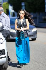 CHRISTINE CHIU Out for Lunch at The Ivy in Los Angeles 03/01/2021