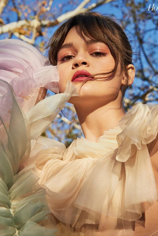 CIARA BRAVO for The Hollywood Reporter, March 2021