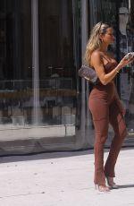 CINDY PRADO at a Photoshoot in Miami 03/10/2021