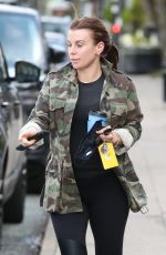 COLEEN ROONEY Out and About in Cheshire 03/29/2021