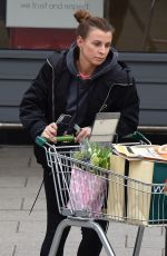 COLEEN ROONEY Out Sut in Alderley Edge 03/05/2021