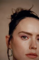 DAISY RIDLEY for The Zoe Report, 2021